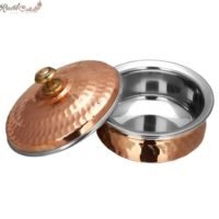 Hyderabadi Handi With Lid