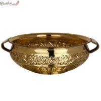 Brass Flower Pot/ Urli