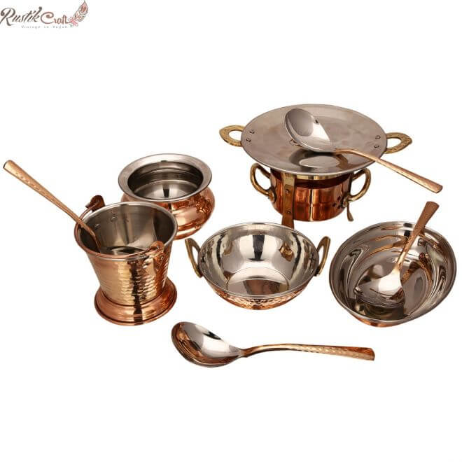 10 Piece Serve Ware Set