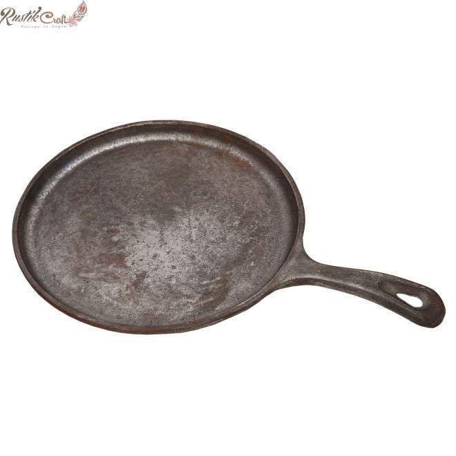 Cast Iron Chapati Skillet