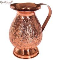 Copper Carving Jug 2.25 LTR