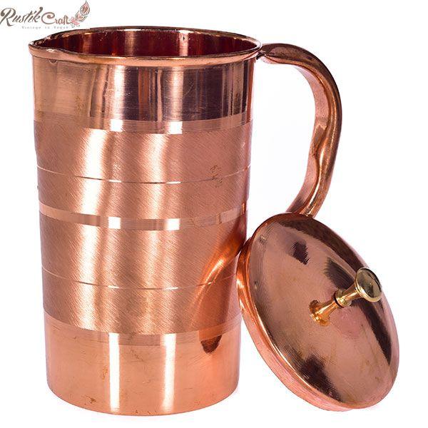 Copper Lining Jug