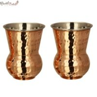 Matki Glass Set of 2
